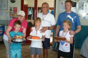 Ouderkind tournooi 2012